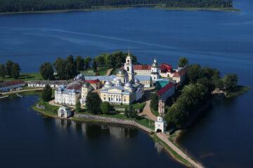 Город Осташков Тверской области вошел в топ-10 мест отдыха россиян