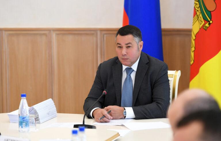 В Тверской области молодые дарования получат материальную поддержку от губернатора