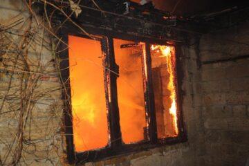 Под Тверью после тушения пожара найден труп женщины