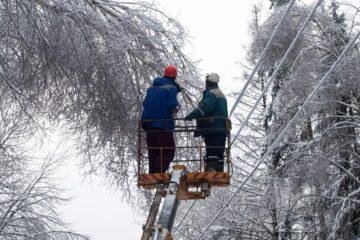 В Тверской области полностью восстановлено энергоснабжение