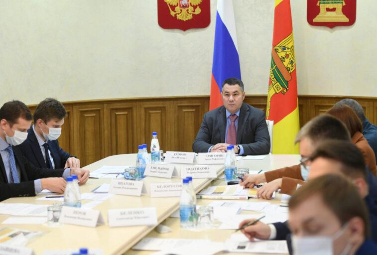 Игорь Руденя сообщил о плановом улучшении качества дорог в Тверской области