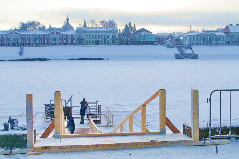 В Тверской области стали известны места для проведения Крещенских купаний
