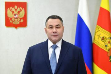 Игорь Руденя поздравил труженицу тыла со 100-летним юбилеем