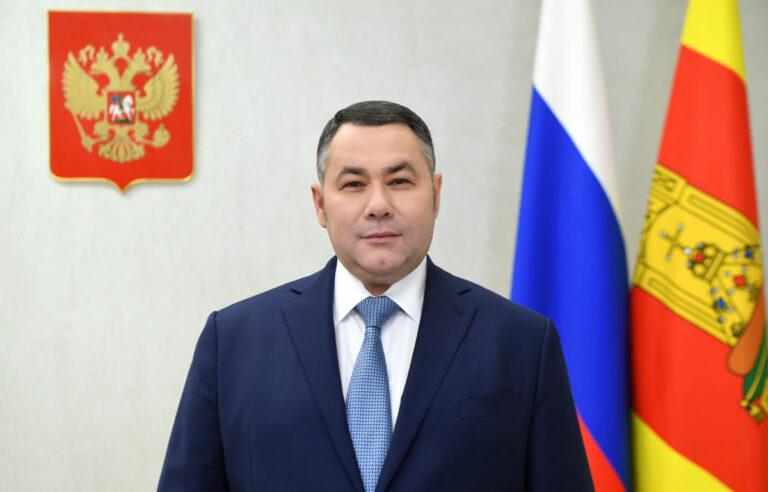 Игорь Руденя поздравил с днем рождения участницу войны