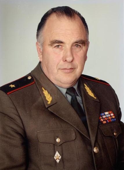 В Твери ушел из жизни генерал-майор Юрий Федоров