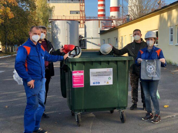 Предприятие в Тверской области реализует эффективный экопроект