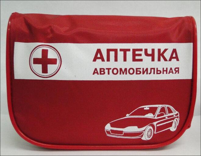 Будут ли штрафовать тверских водителей за отсутствие новой аптечки