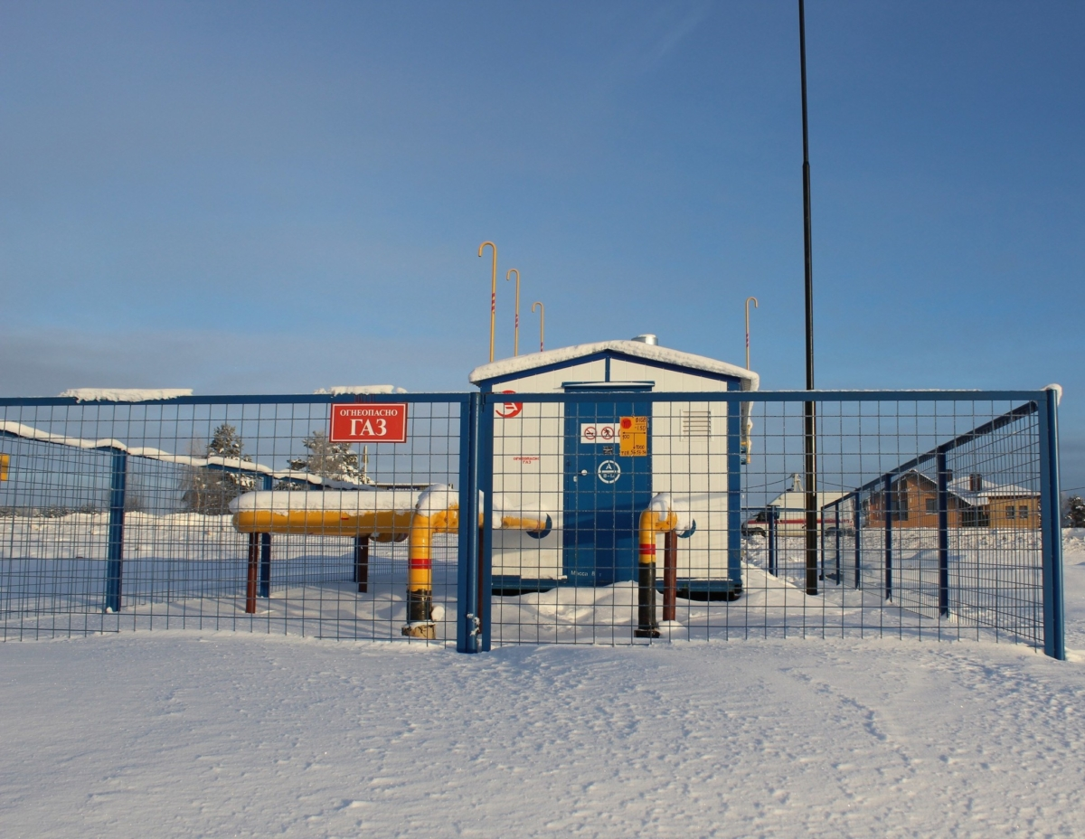В Тверской области можно следить за газификацией онлайн