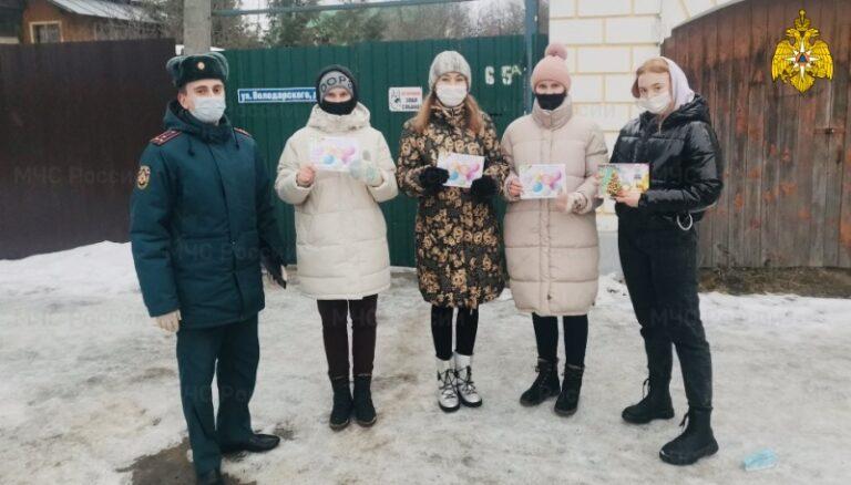 В Тверской области предупреждают о соблюдении пожарной безопасности