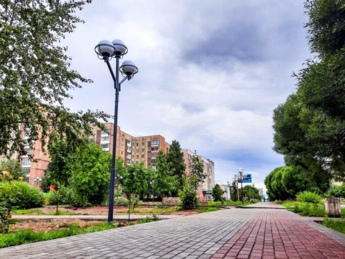 В Удомле Тверской области инвестируют в городскую среду
