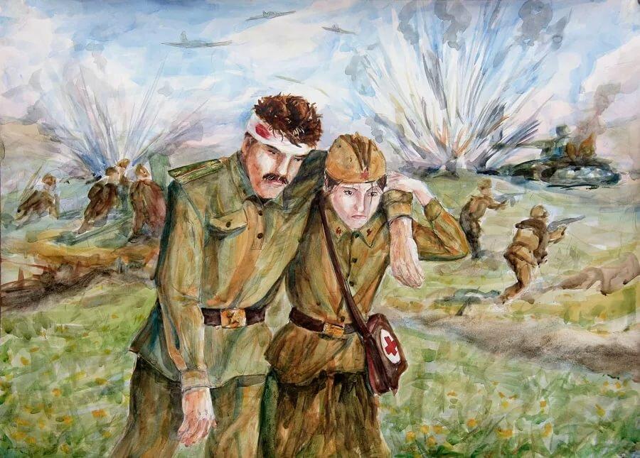 Молодёжь Тверской области может принять участие в конкурсе «Мои герои большой войны»