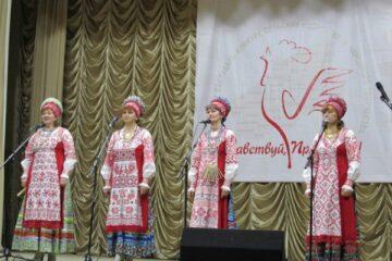 В Тверской области «Ильинские сударыни» сделали прививку от COVID-19