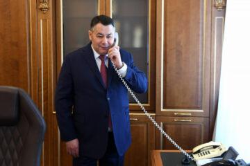 Тверской губернатор поздравил с 99-летием участницу войны