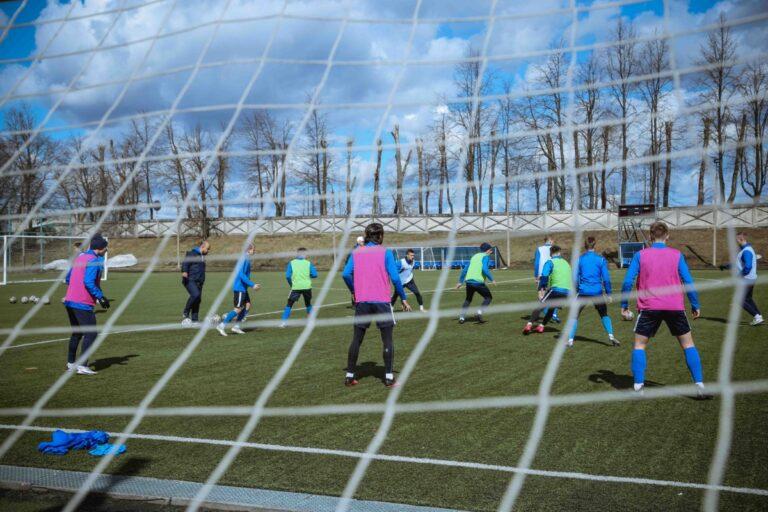 Тверские футболисты одержали третью победу с начала сезона