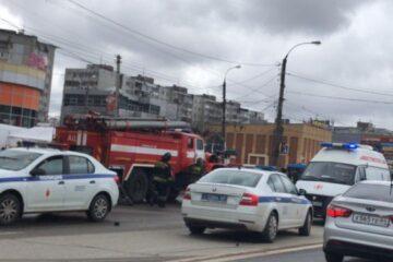 В Твери в микрорайоне Южный произошла страшная авария