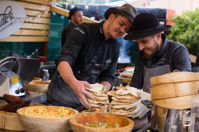 В Твери пройдет фестиваль уличной еды с необычным названием