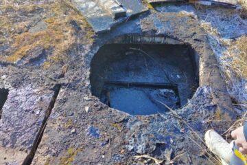 В Тверской области обнаружили утечку мазута в озеро Селигер