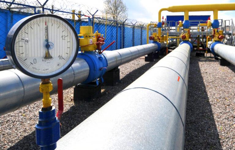 В Тверской области строят новые газовые сети