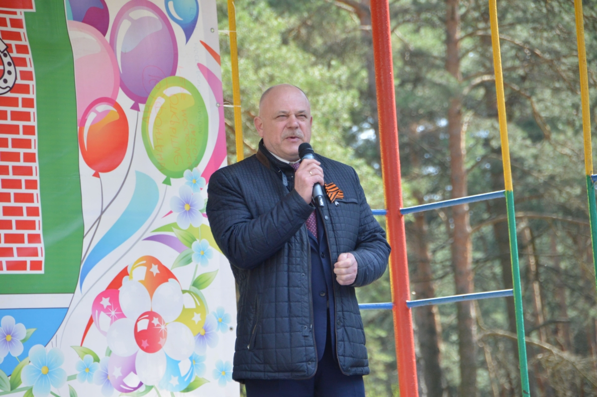 В Твери начались праздничные мероприятия к Дню Победы
