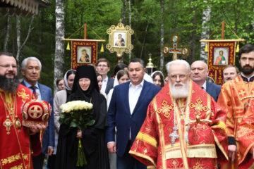В Тверской области начался XXII Волжский Крестный ход