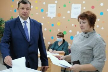 Жители Тверской области участвуют в предварительном голосовании