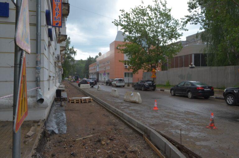 В Твери отремонтируют дороги к школам и детским садам