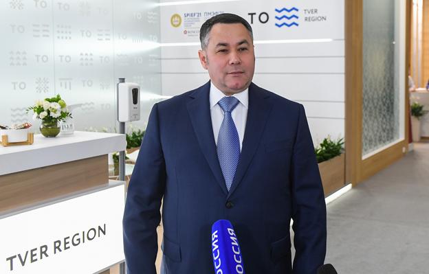 В связи с соглашением с «Автодор» тверской губернатор вновь в рейтинге «Губернаторской повестки»