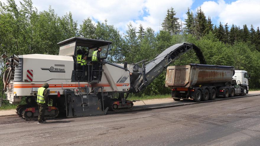 В Тверской области дорогу на Кувшиново отремонтируют в этом году