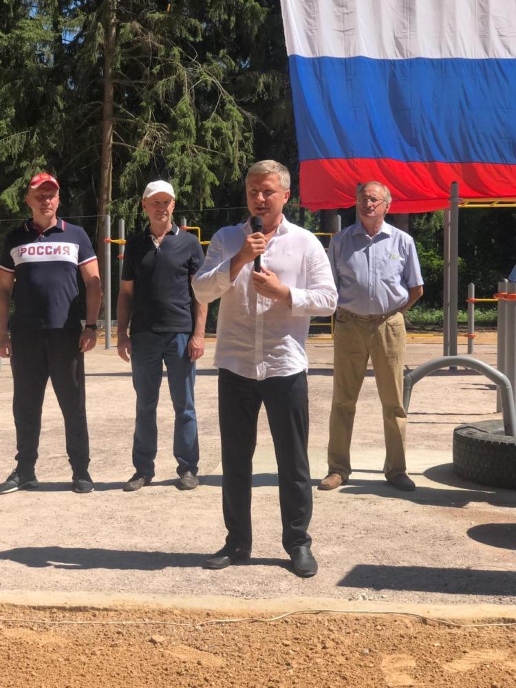 В Тверской области отметили Всероссийский олимпийский день