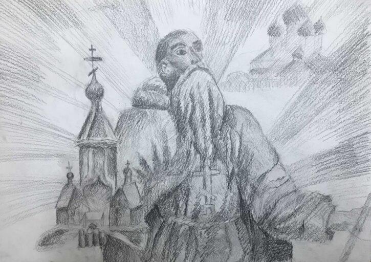 В Тверской области награды получили победители детского конкурса рисунков