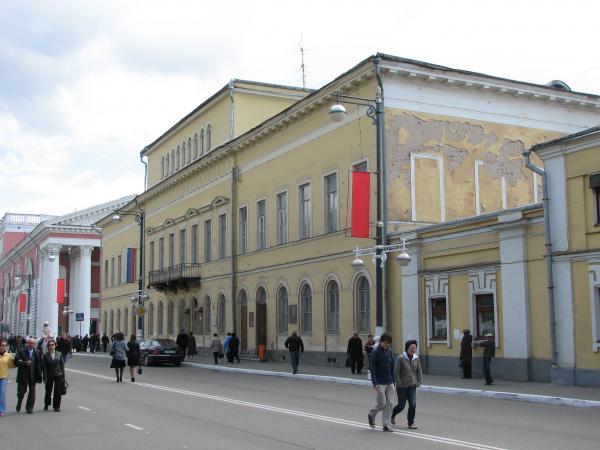 В Твери отремонтируют здание дворянского собрания