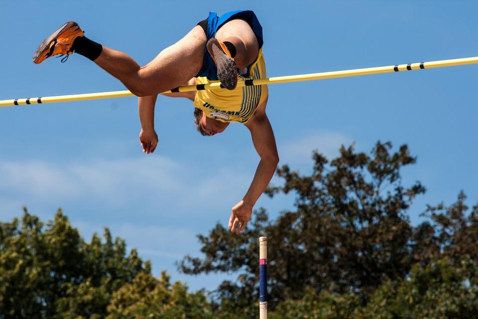 В Твери проходит уникальный фестиваль прыжков
