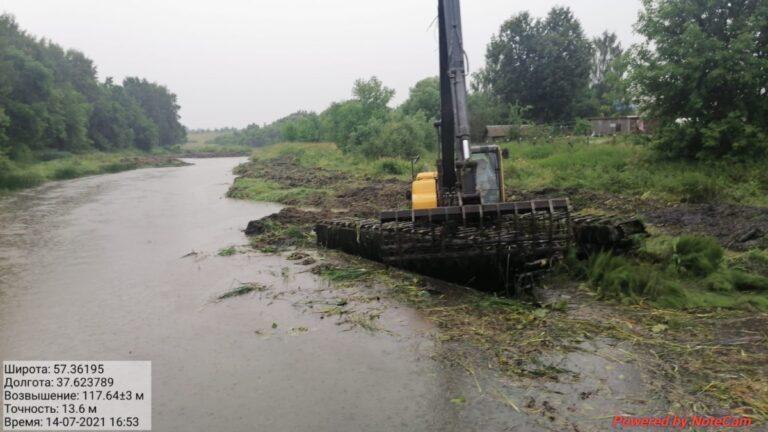 В Тверской области реку Кашинку обещают очистить