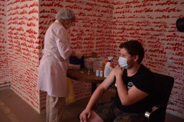 В Твери организована выездная вакцинация от COVID-19