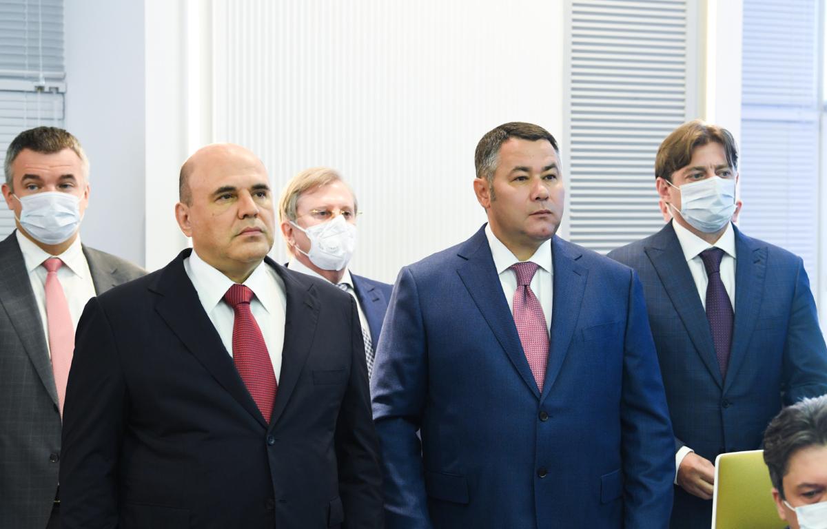 Игорь Руденя отмечен в рейтинге «Губернаторская повестка»: подробности