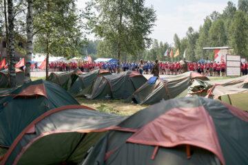 В Тверской области подо Ржевом подняли останки красноармейцев