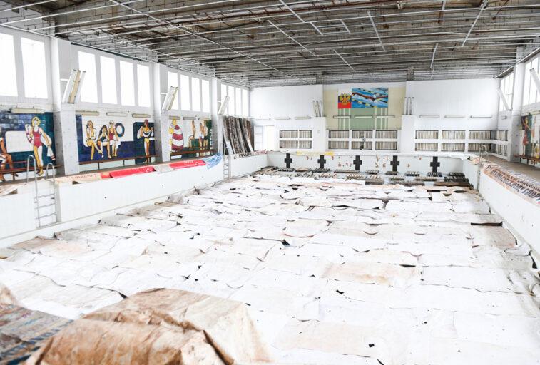 В Твери отремонтируют бассейн «Пролетарка»