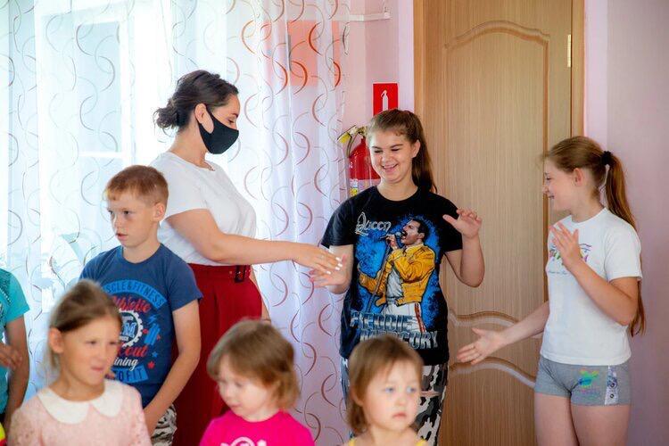 В Тверской области Юлия Саранова побывала в селе Лесное