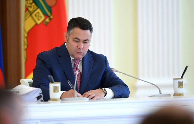 Игорь Руденя вновь вошел в рейтинг «Губернаторская повестка»