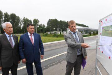 В Ржеве от вокзала к мемориалу построят пешеходную дорожку