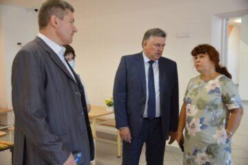 Глава Твери проинспектировал школы и детские сады