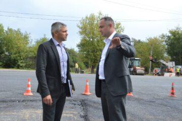 В Твери после ремонта идёт приёмка дорог