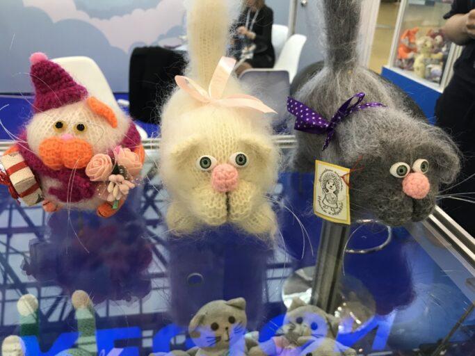 8 предприятий представляют Тверскую область на международной выставке детских товаров