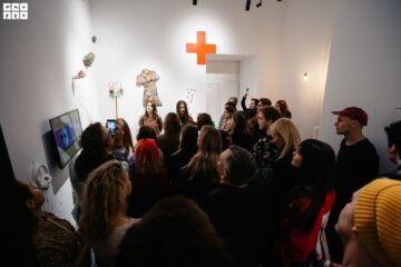 В «Рельсах» прошла выставка о ментальном и физическом здоровье человека