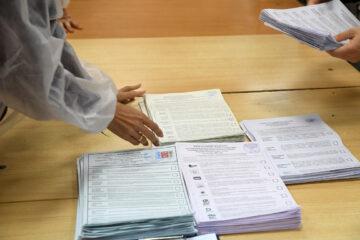 В Тверской области рано утром завершился подсчет голосов