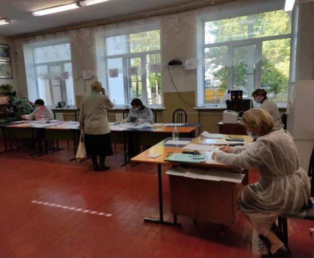 В Тверской области начался основной день голосования