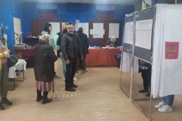 В Тверской области идёт голосование
