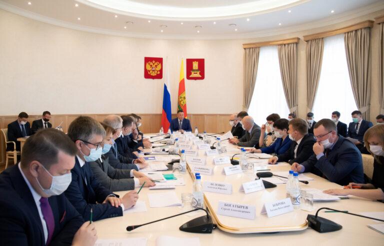Игорь Руденя совместно с Правительством рассмотрел обращения жителей Тверской области