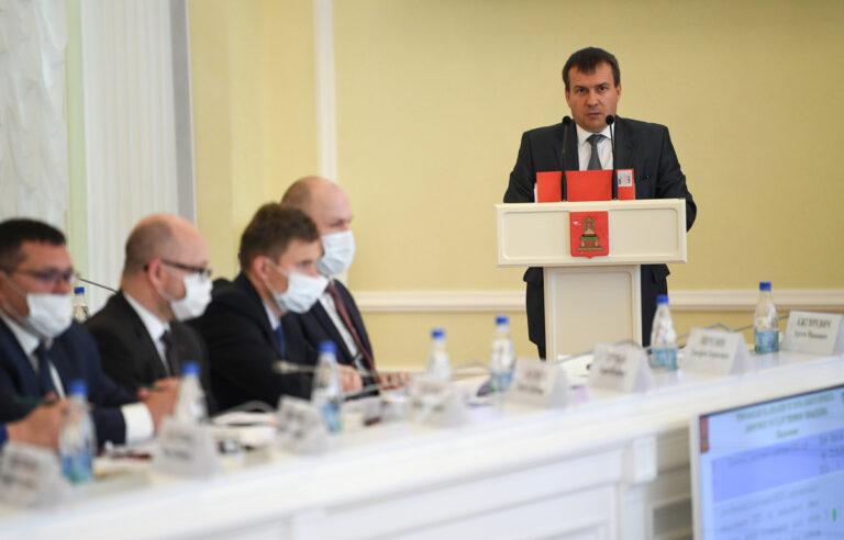 В Тверской области обсудили ход цифровизации