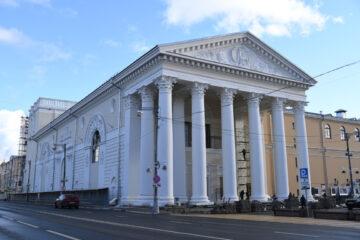 В Твери показали отремонтированный академический театр драмы
